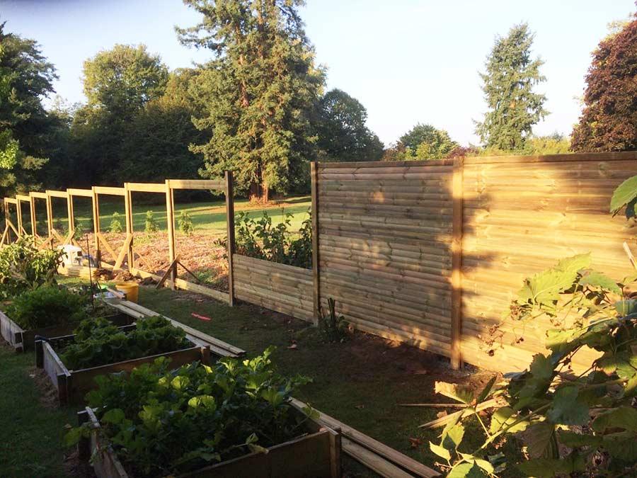clôtures et votre système d'arrosage automatiqueà Soings-en-Sologne | Marionnet Espaces